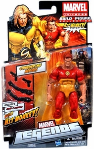 Marvel Legends 2013 Series 1 Action Figure Hyperion [Build Hit Monkey Piece!]