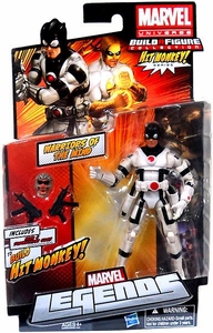 Marvel Legends 2013 Series 1 Action Figure Protector [Build Hit Monkey Piece!]