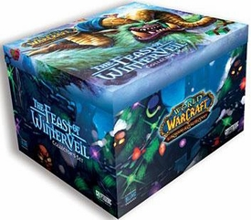 World of Warcraft Trading Card Game 2012 Feast of Winterveil Collector's Set