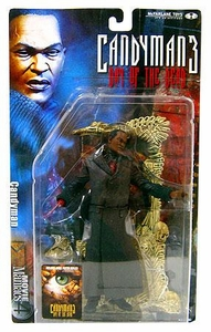 McFarlane Toys Movie Maniacs Series 4 Action Figure Candyman 3 Day of the Dead: Candyman