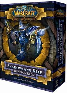 World of Warcraft Trading Card Game Dungeon Deck Shadowfang Keep
