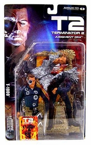 McFarlane Toys Movie Maniacs Series 4 Action Figure T2 Terminator 2 Judgement Day: T-1000
