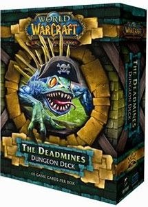 World of Warcraft Trading Card Game Dungeon Deck The Deadmines