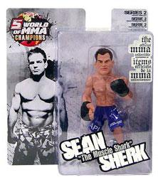 Round 5 World of MMA Champions UFC Series 2 Action Figure Sean