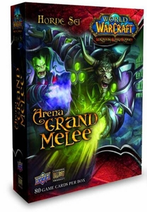 World of Warcraft Trading Card Game Arena Grand Melee Horde Set