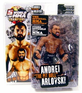 Round 5 World of MMA Champions UFC Series 3 Action Figure Andrei