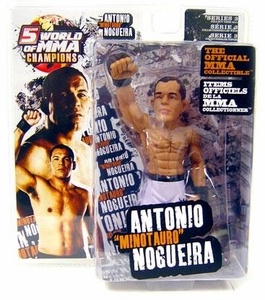 Round 5 World of MMA Champions UFC Series 3 Action Figure Antonio Rodrigo