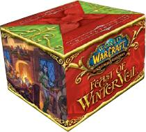 World of Warcraft Trading Card Game Feast of Winter Veil Collector's Set