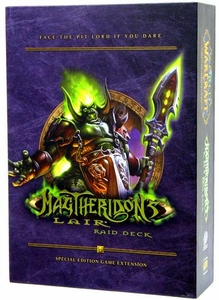 World of Warcraft Trading Card Game Magtheridon's Lair Raid Deck
