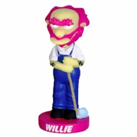 Funko Simpsons Wacky Wobbler Bobble Head Willie