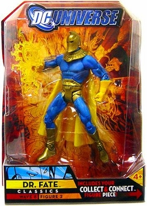 DC Universe Classics Series 8 Action Figure Dr. Fate {RANDOM Figure} [Build Giganta Piece!]