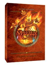 World of Warcraft Trading Card Game Molten Core Raid Deck