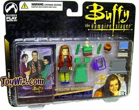 Palisades Toys Buffy the Vampire Slayer Series 1 PALz Willow Rosenberg