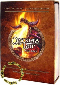 World of Warcraft Trading Card Game Onyxia's Lair Raid Deck BLOWOUT SALE!