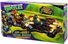 Nickelodeon Teenage Mutant Ninja Turtles Vehicle Ralph & Mikey's Patrol Buggies