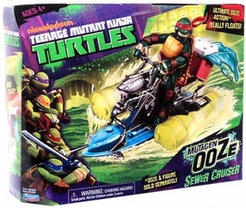 Nickelodeon Teenage Mutant Ninja Turtles Vehicle Mutagen Ooze Sewer Cruiser