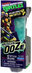 Nickelodeon Teenage Mutant Ninja Turtles Mutagen Ooze [with Mini Turtle Figure]