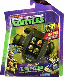Nickelodeon Teenage Mutant Ninja Turtles Turtle-Comm [Official Communicator of the Turtles]