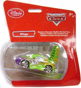 Disney Pixar Cars Exclusive 1:48 Die Cast Car Wingo