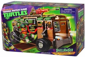 Nickelodeon Teenage Mutant Ninja Turtles Deluxe Vehicle Shellraiser [Fits Basic Figures!]