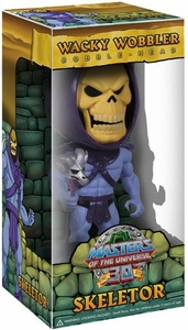Funko Masters of the Universe Wacky Wobbler Bobble Head Skeletor