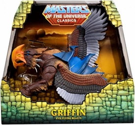 He-Man Masters of the Universe Classics Exclusive Deluxe Action Figure Griffin