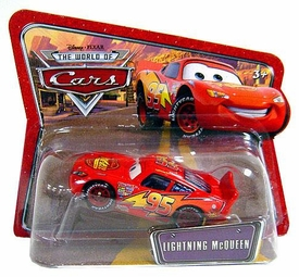 Disney / Pixar CARS Movie 1:55 Die Cast Checkout Lane Package Lightning McQueen