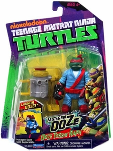 Nickelodeon Teenage Mutant Ninja Turtles Action Figure Ooze Tossin' Raph