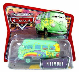 Disney / Pixar CARS Movie 1:55 Die Cast Checkout Lane Package Fillmore
