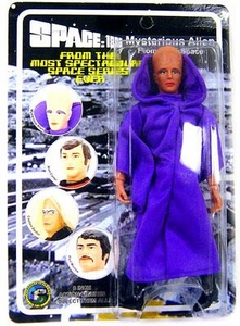 Space 1999 Series 1 Action Figure Mysterious Alien