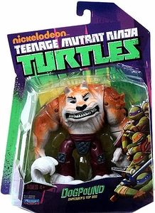 Nickelodeon Teenage Mutant Ninja Turtles Basic Action Figure Dogpound [Shredder's Top Dog]