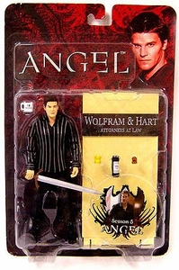 Buffy the Vampire Slayer Angel Action Figure Angel [Season 5]