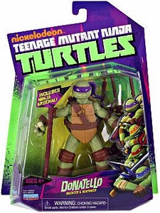 Nickelodeon Teenage Mutant Ninja Turtles Basic Action Figure Donatello [Inventor & Weaponeer]