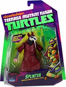 Nickelodeon Teenage Mutant Ninja Turtles Basic Action Figure Splinter [Honorable Sensei]