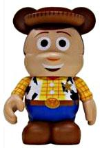 Disney Vinylmation Toy Story 3 Inch Vinyl Figure Sheriff Woody