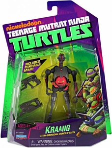 Nickelodeon Teenage Mutant Ninja Turtles Basic Action Figure Kraang [Extra-Dimensional Enemies of Earth]