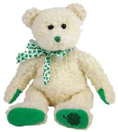 Ty Beanie Baby Internet Exclusive Woolins the Bear