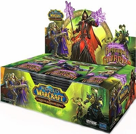 World of Warcraft Timewalkers: Betrayal of the Guardian Booster BOX [36 Packs]