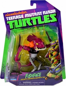 Nickelodeon Teenage Mutant Ninja Turtles Basic Action Figure Fishface [Shredder's Underworld Underwater Thug]