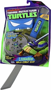 Nickelodeon Teenage Mutant Ninja Turtles Ninja Combat Gear Leonardo