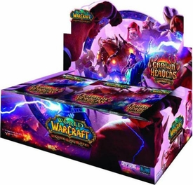 World of Warcraft Aftermath: Crown of the Heavens Booster BOX [36 Packs]