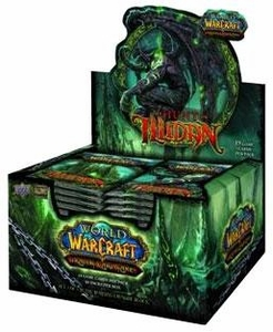 World of Warcraft Hunt for Illidan Booster Box [24 Packs]