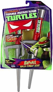 Nickelodeon Teenage Mutant Ninja Turtles Ninja Combat Gear Raphael
