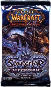 World of Warcraft Scourgewar: Icecrown Booster Pack