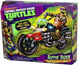 Nickelodeon Teenage Mutant Ninja Turtles Basic Vehicle Rippin Rider Motorcycle