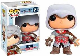 Funko POP! Assassin's Creed Vinyl Figure Ezio Pre-Order ships January