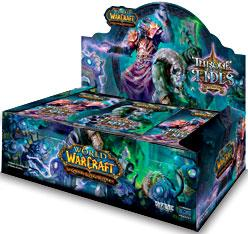 World of Warcraft Aftermath: Throne of the Tides Booster BOX [36 Packs]