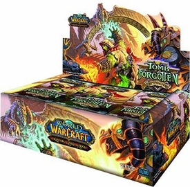 World of Warcraft Aftermath: Tomb of the Forgotten Booster Box [36 Packs]