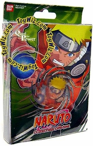 Naruto Card Game Quest for Power Theme Deck Naruto [Green]