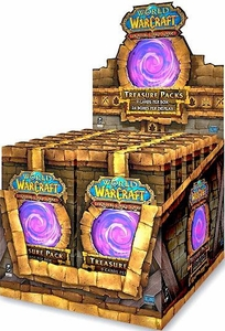 World of Warcraft Treasure Pack Box [24 Packs]